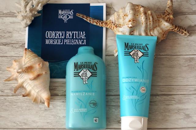 Morska pielęgnacja ciała z nowymi kosmetykami Le Petit Marseillais