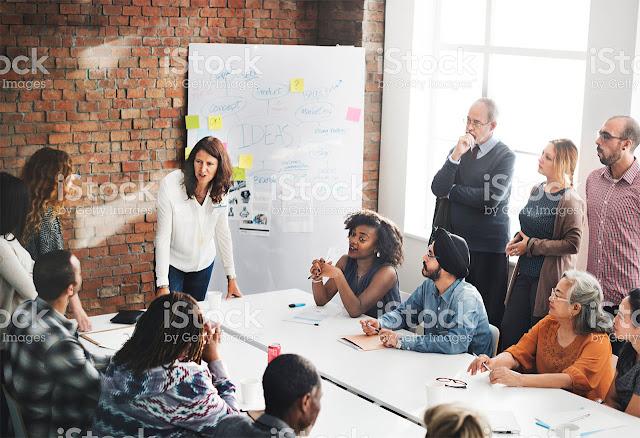 إدارة الإجتماعات بفاعلية