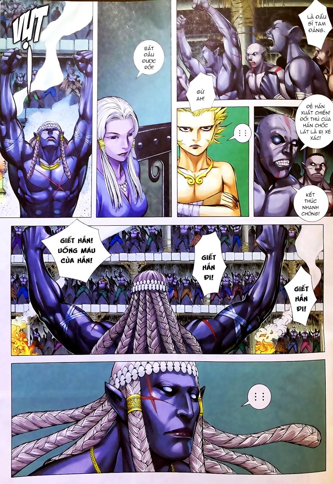 Tây Du trang 20