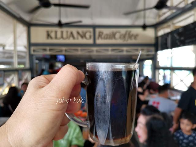 Original Kluang Rail Coffee, Johor. Still the Same since 1938