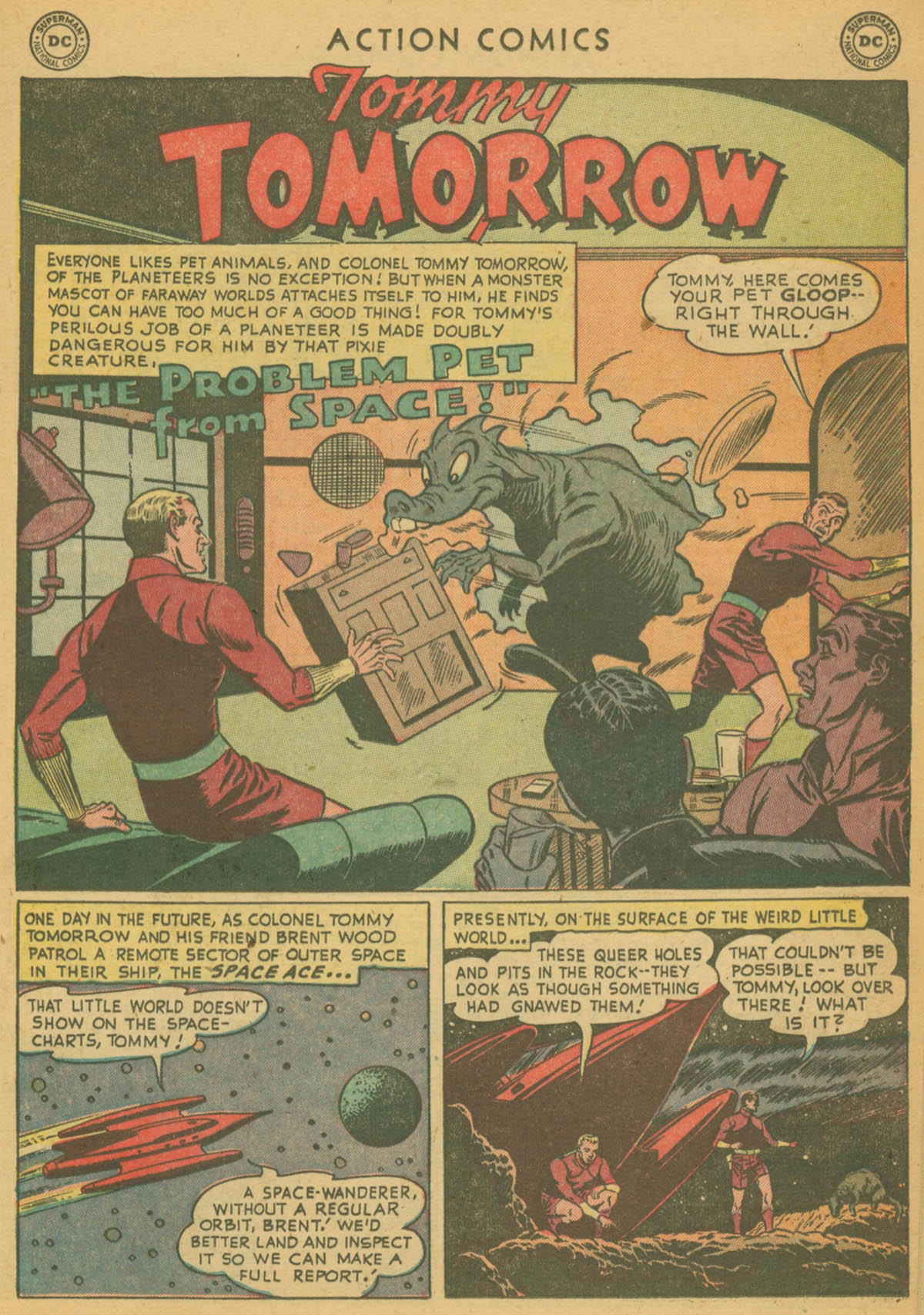 Read online Action Comics (1938) comic -  Issue #178 - 25