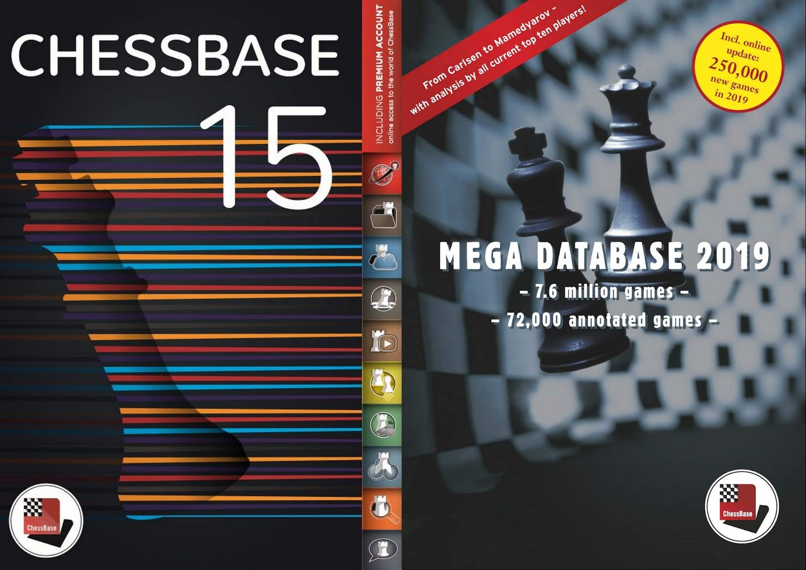 Peter Long on Chess: Special Pricing for ChessBase 15