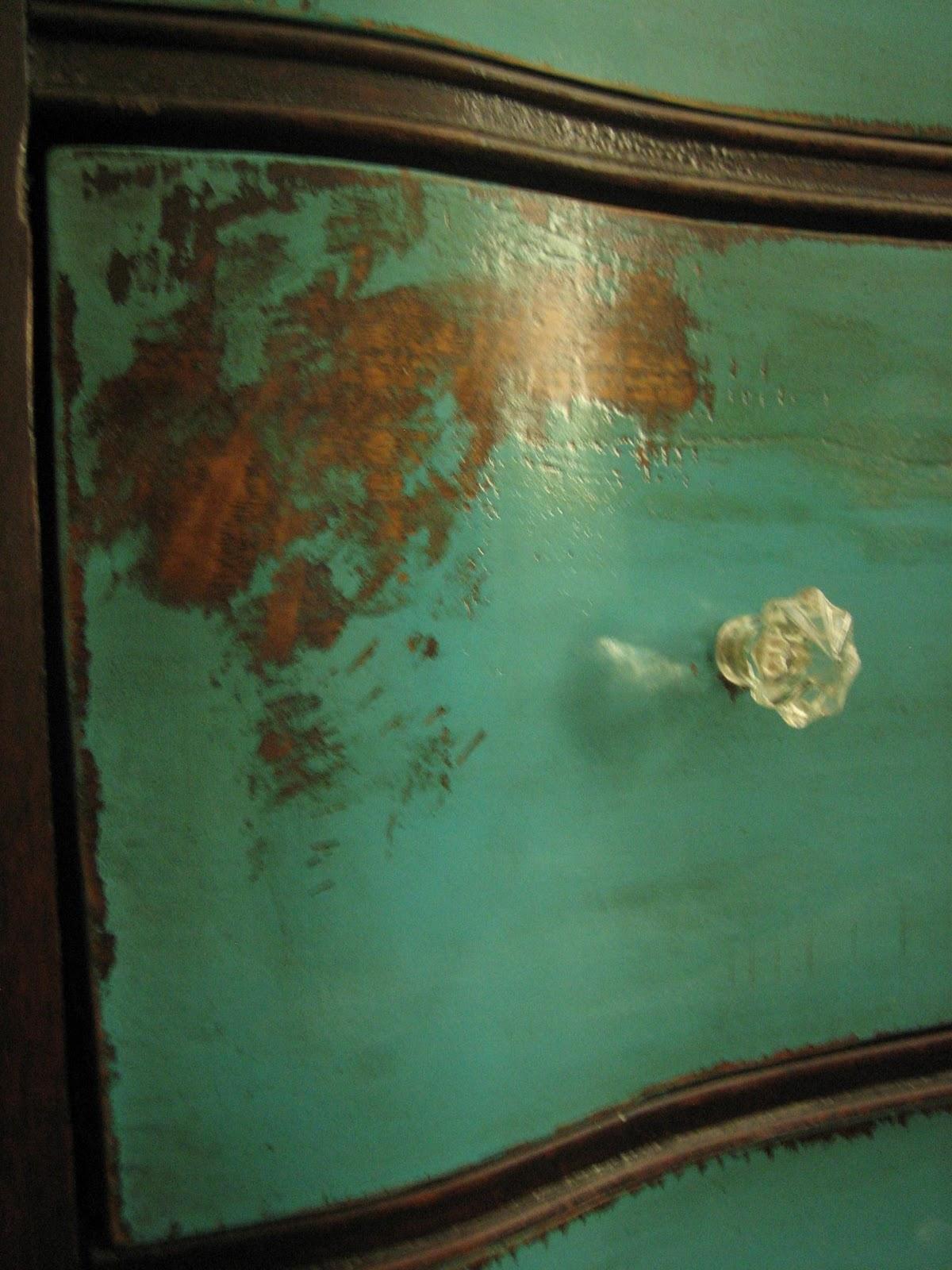 European Paint Finishes Sundance Dresser