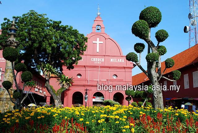 Melaka Stadthuys