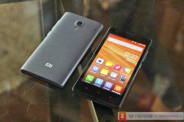 Review Smartphone : Xiaomi Redmi 1S