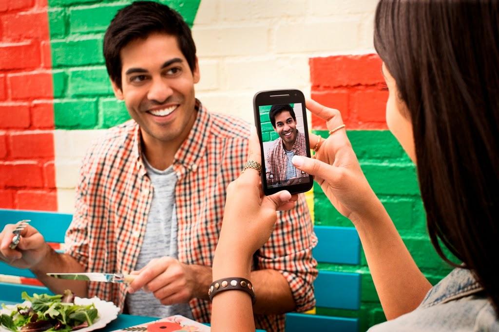 I #ChooseToStart my smartphone journey with the all new Moto E - Get