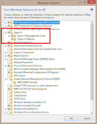 how to connect ms vs to virtuaslbox vm host