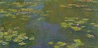 Claude Monet Le bassin aux nymphéas. 1919 Cristie's, 2008
