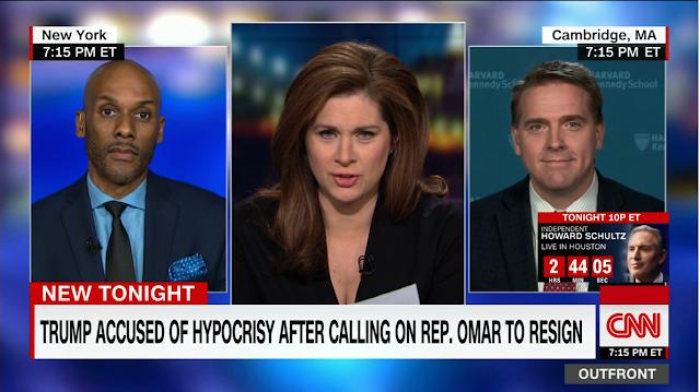 Burnett: Trump wants Omar to resign? Roll the tape.