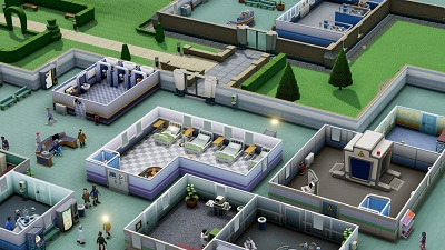 Two Point Hospital: Pebberley Island Story