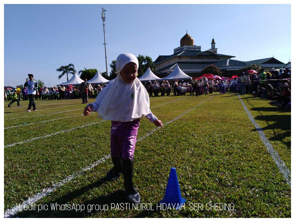 [Entri Bergambar] Sukaneka PASTI Kuala Langat 2018.