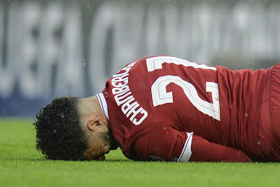 Liverpool expect Oxlande-Chamberlain to miss majority of season