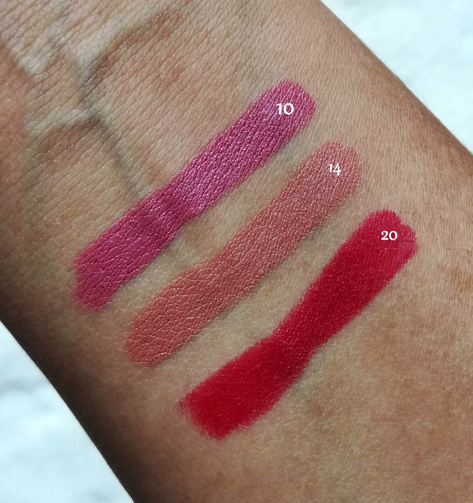 Les Matte Lipstick Crayon de Golden Rose / Cookie's Make Up