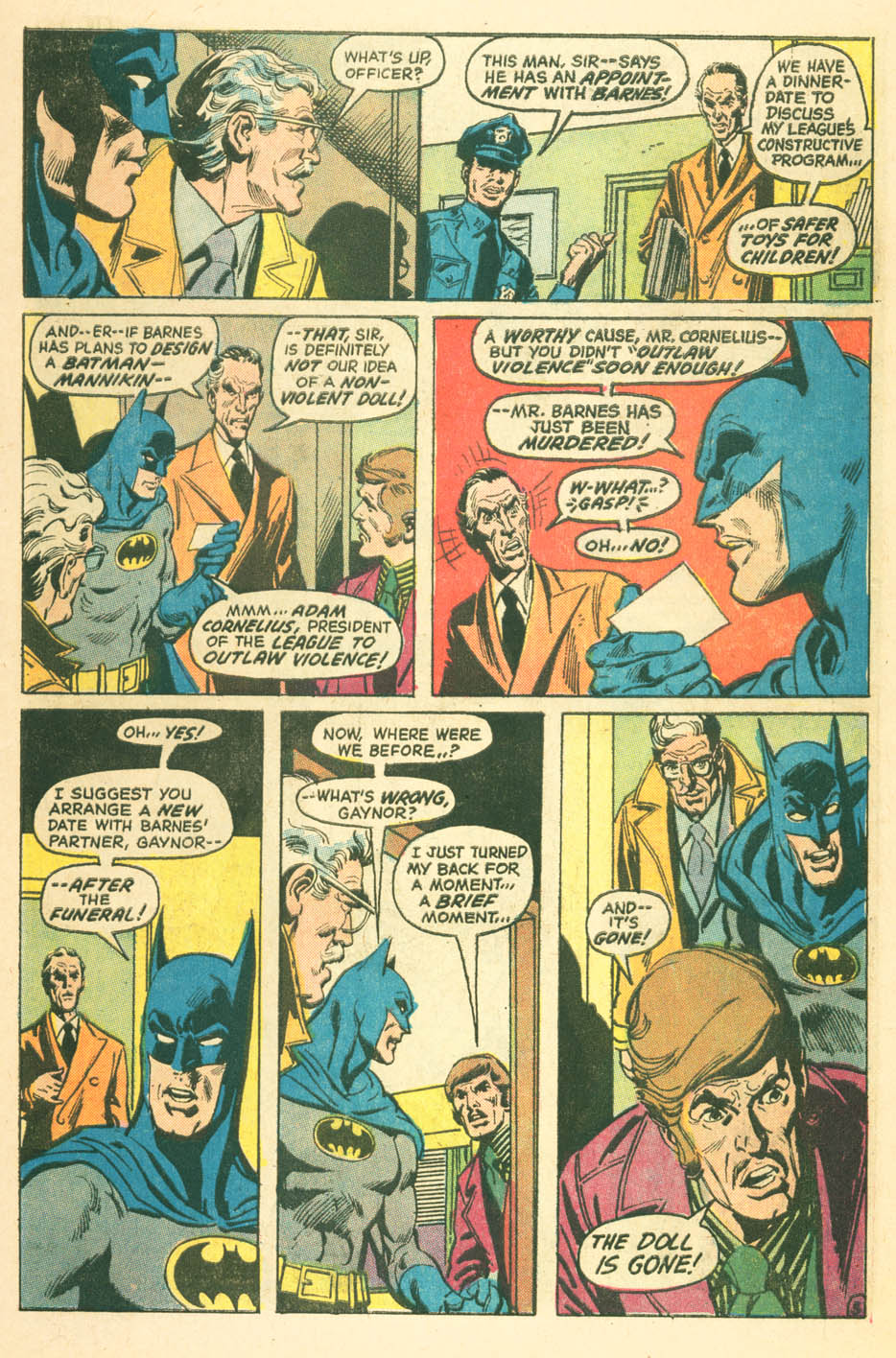 Detective Comics (1937) 427 Page 6