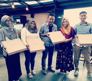 Pemenang Doorprize Pizza Gratis Rustico Kitchen n Bar