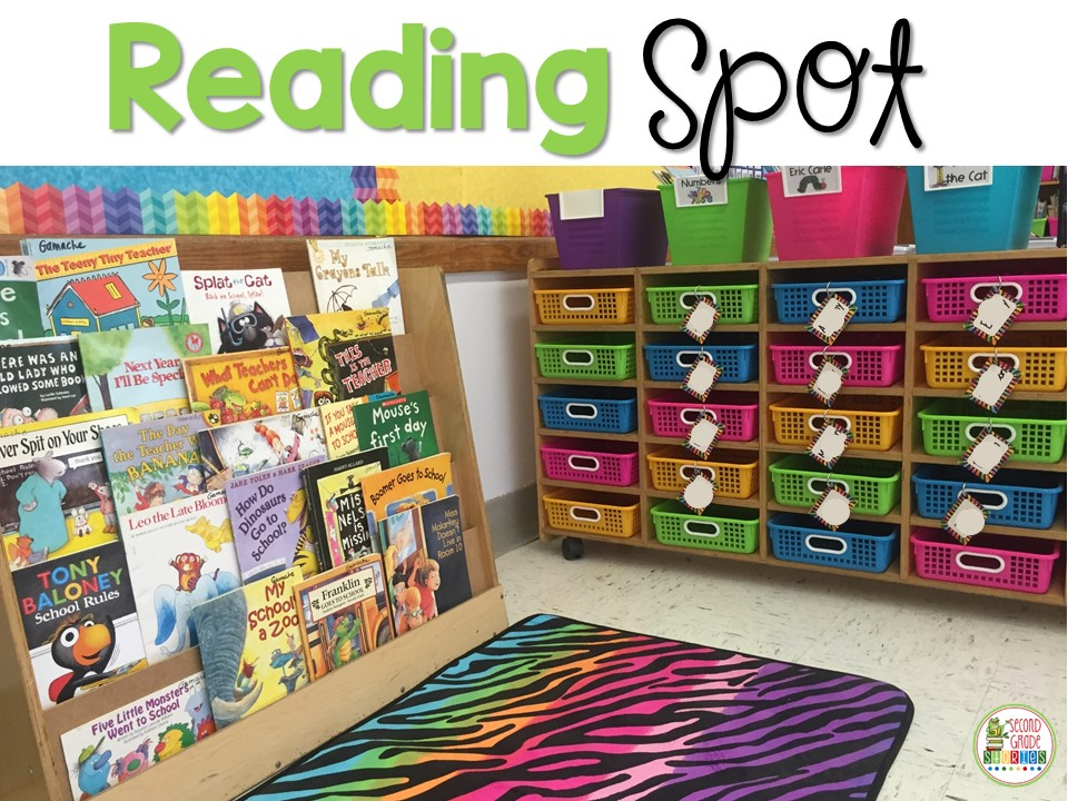 Come Visit My Classroom Second Grade Stories