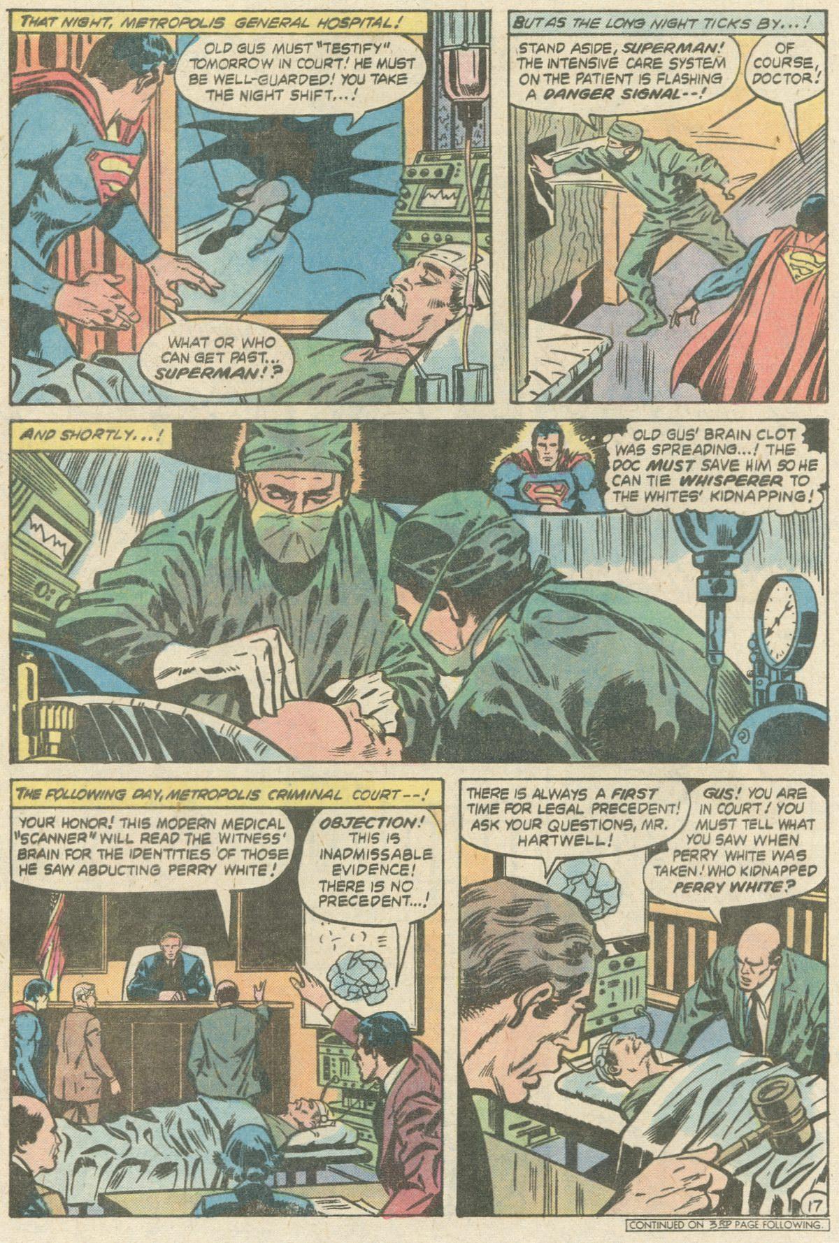 Read online World's Finest Comics comic -  Issue #252 - 21