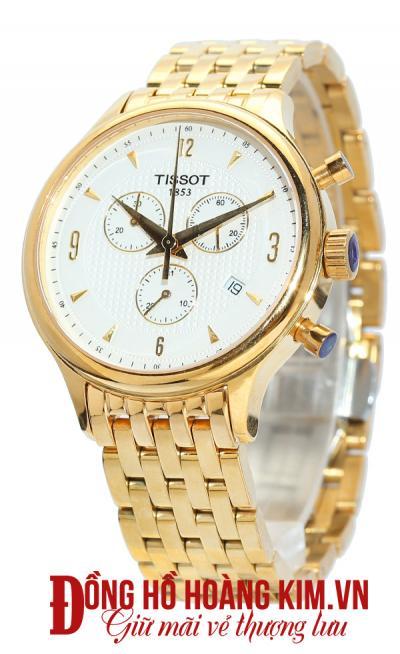 đồng hồ tissot nam chính hãng uy tín