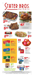⭐ Stater Bros Ad 11/13/19 ⭐ Stater Bros Weekly Ad November 13 2019