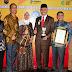 """Kota Padang Raih """"Swasti Saba Wistara"""" Penghargaan Kota Sehat 2017"""