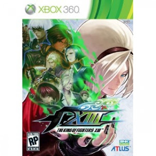 The King of Fighters XIII (X-BOX360)