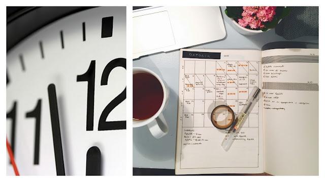 Jak organizować swój czas?