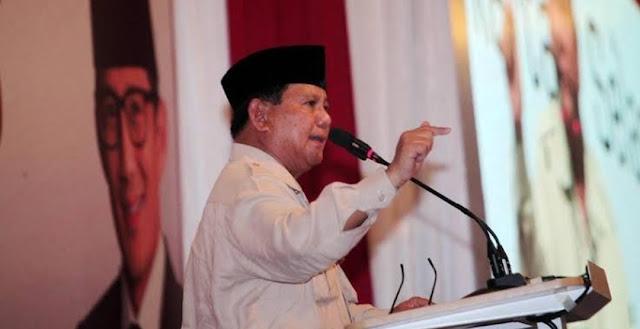 Prabowo Disebut Akan Pimpin Aksi 22 Mei