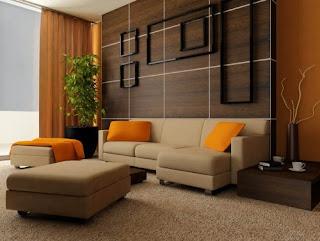 Dekorasi Sofa Untuk Interior Rumah Minimalis Mewah