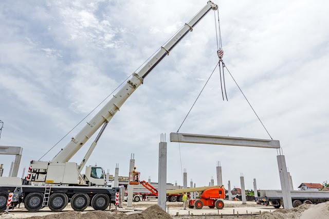 crane hire