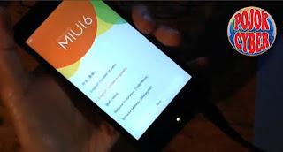 Android Xiaomi berhasil menyala kembali (tidak bootloop, unbricked)