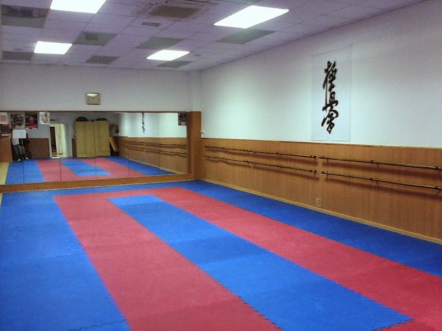 dojo kyokushin spirit hospitalet karate