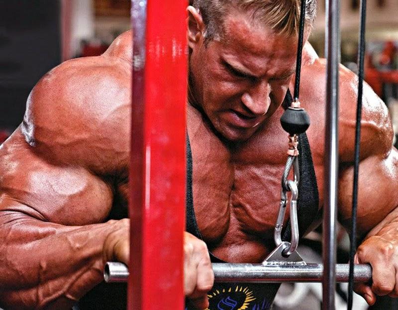 سر نمو العضلات