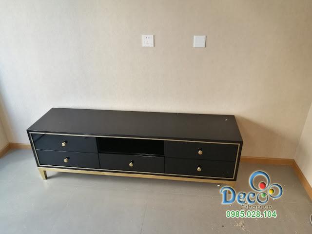 Kệ Tivi Đẹp Để Sàn Deco DB04-1