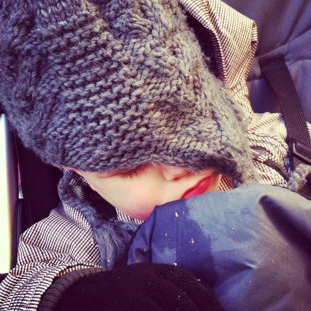 Jannes, eingeschlafen