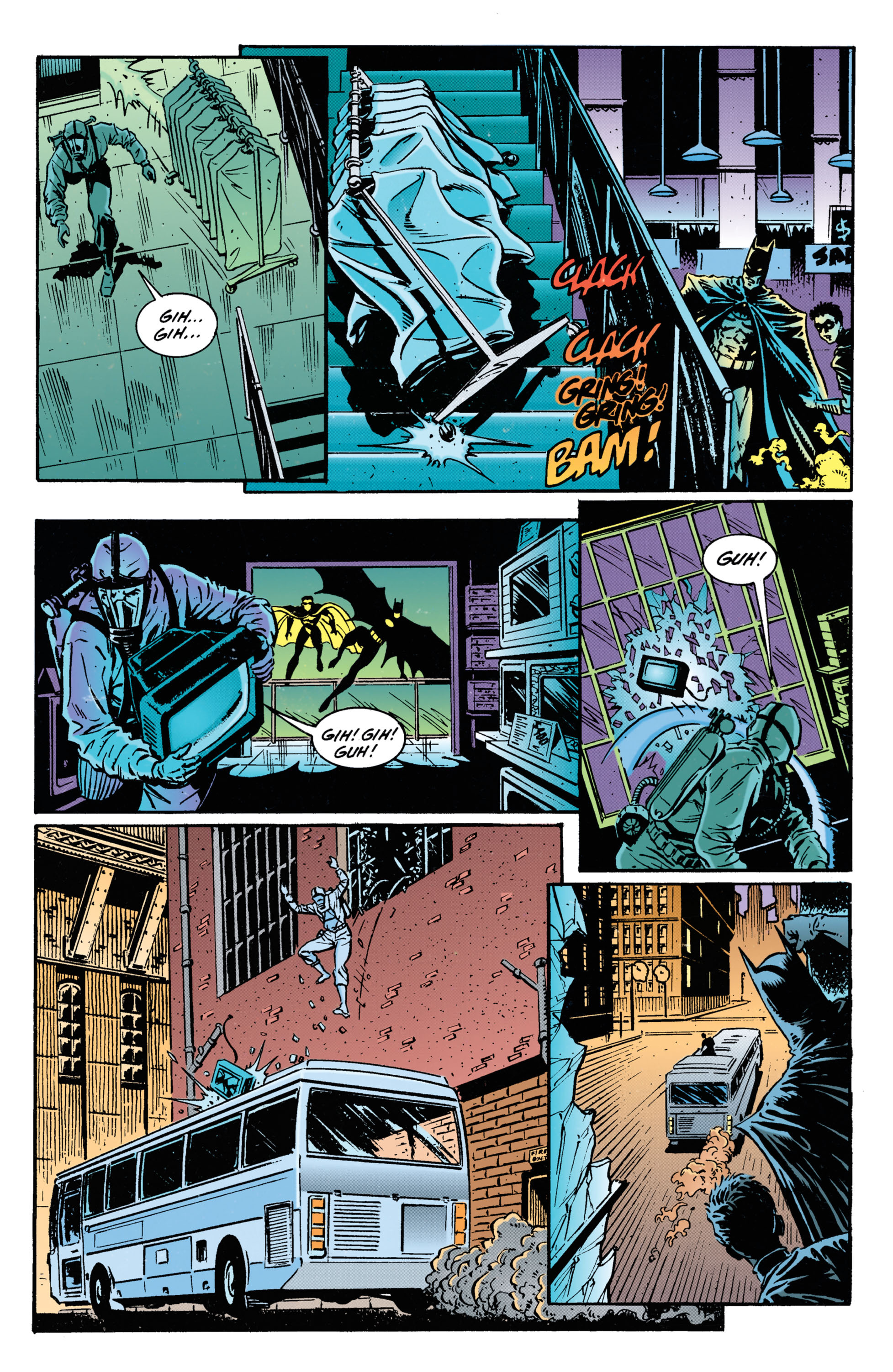 Detective Comics (1937) 693 Page 7