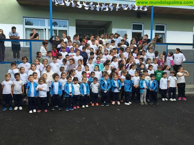CEO Juan XXIII celebra el día escolar de La Paz