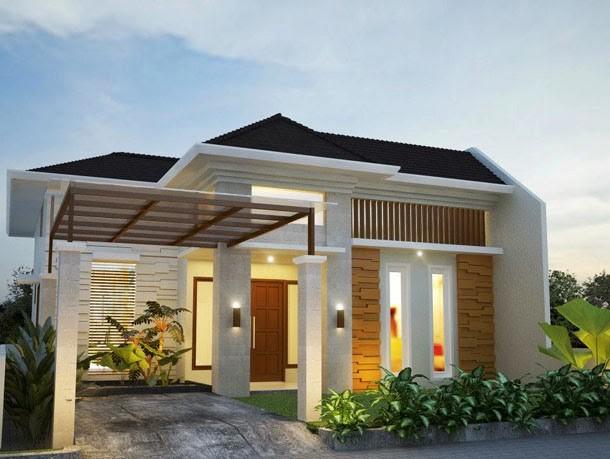 model rumah desa terbaru 6