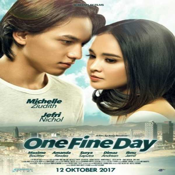 One Fine Day, One Fine Day Synopsis, One Fine Day Trailer, One Fine Day Review, Poster One Fine Day