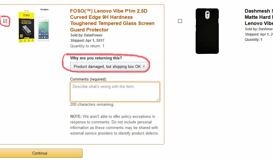 How Do I Return/Replace An Item On Amazon India (Send Item