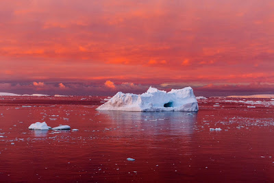 Antarctica is now losing six times more mass than 40 years ago Planet-Today.com
