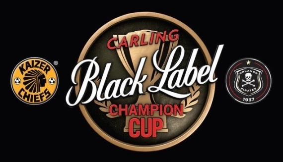 The tickets for the Carling Black Label Cup match between Chiefs and Pirates are sold out.