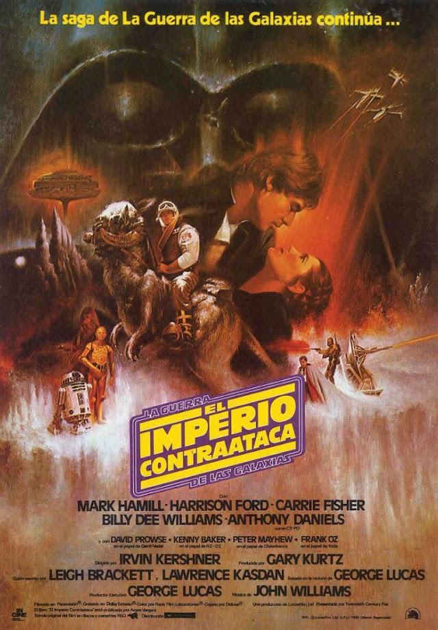 La Bogeria Del Cine: Star Wars V: El Imperio Contraataca