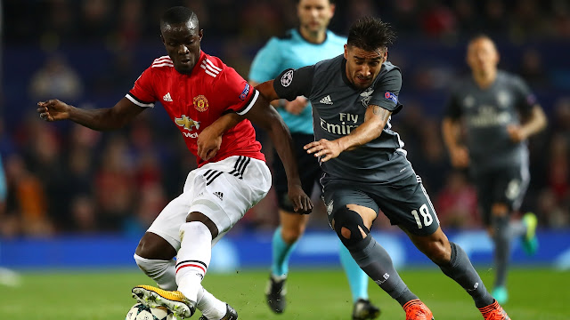 Jose Mourinho has confirmed defender Eric Bailly has a serious injury.
