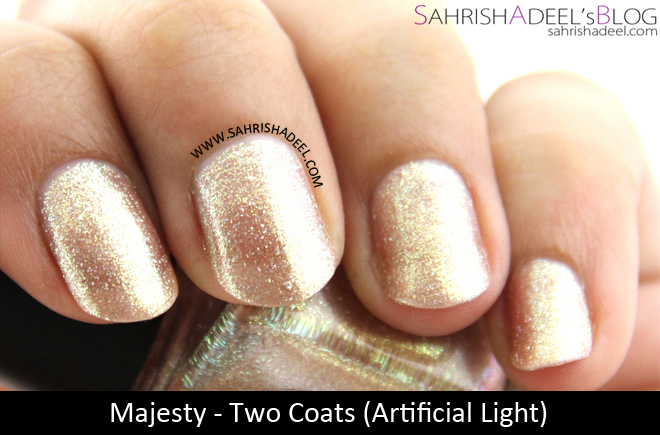 Majesty by Sahrish Adeel - piCture pOlish