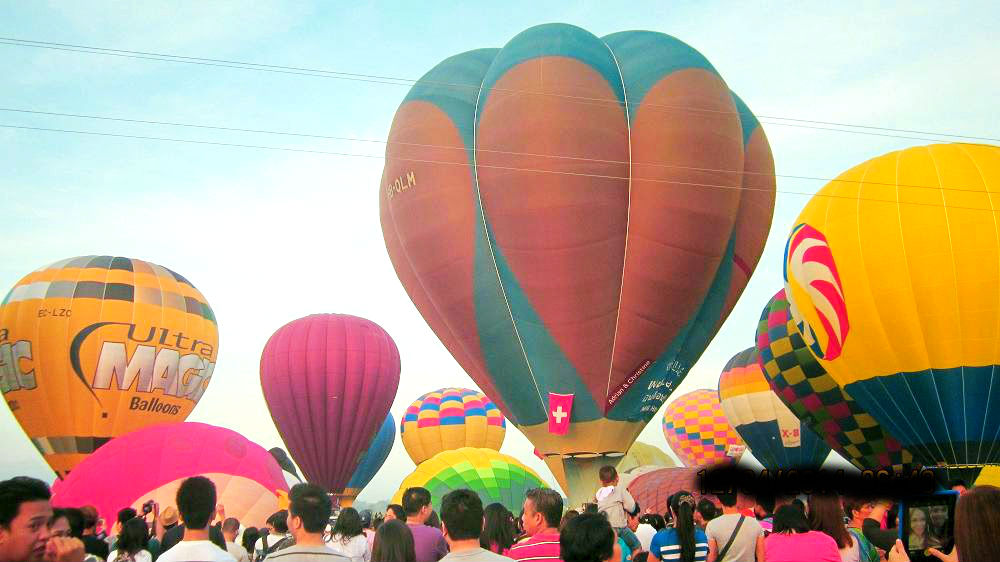 2018 PHILIPPINE INTERNATIONAL HOT AIR BALLOON FESTIVAL