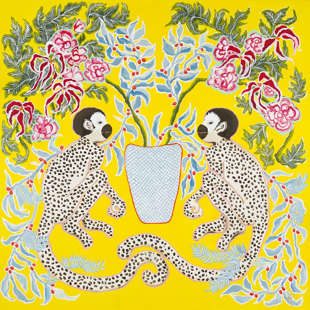 Palm Beach Chinoiserie Prints by Paige Gemmel - The Glam Pad
