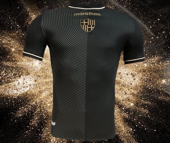 Marathon lança a nova terceira camisa do Barcelona - Show de Camisas 3e158a5407c4e