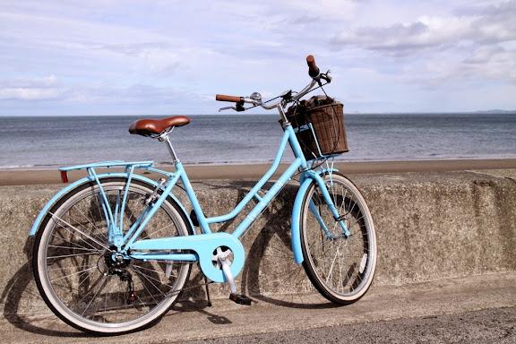 rower miejski, zalety roweru miejskiego, dlaczego kupilam rower miejski,
