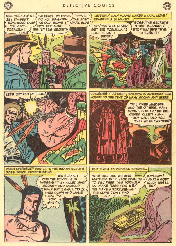 Read online Detective Comics (1937) comic -  Issue #159 - 43