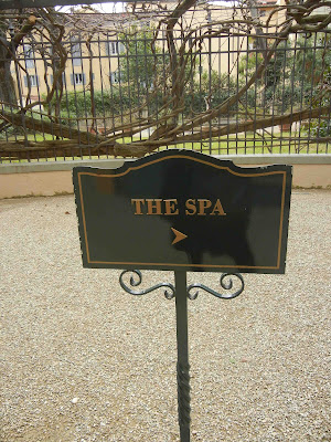 Florence night&day: Superlative massage at the Four Season Hotel Spa